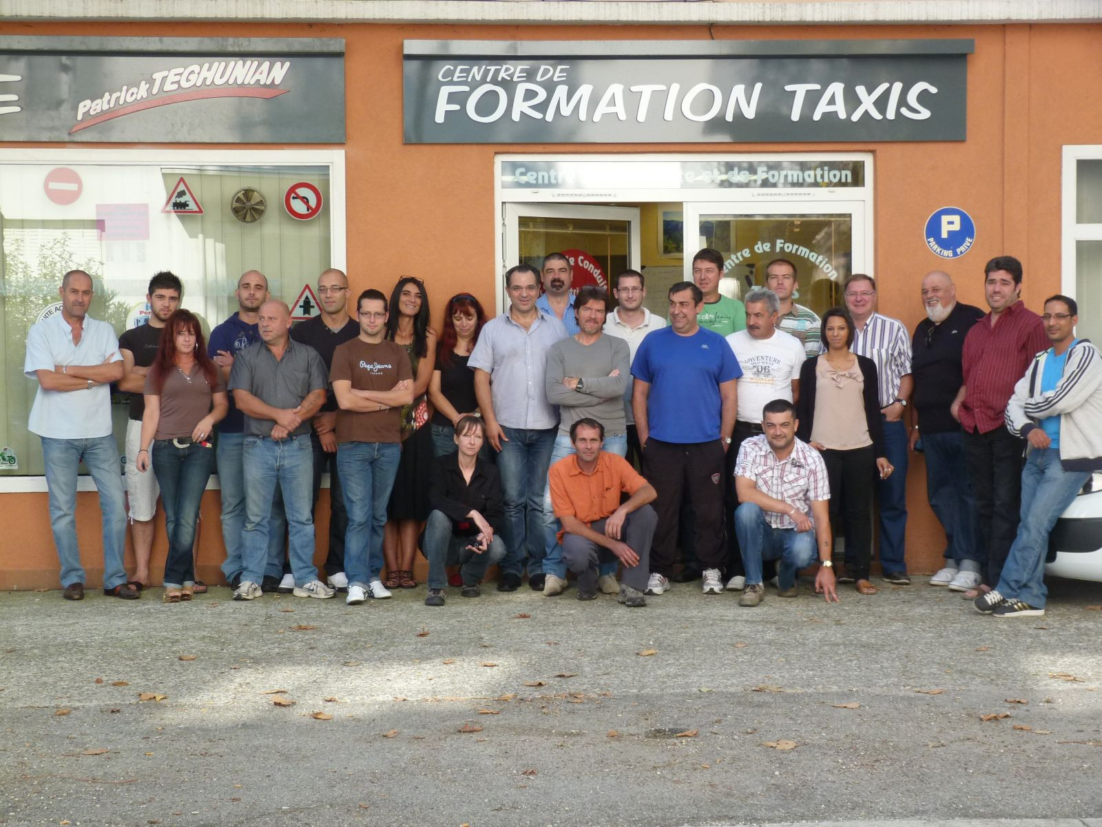 Session de formation taxi DROME ARDECHE